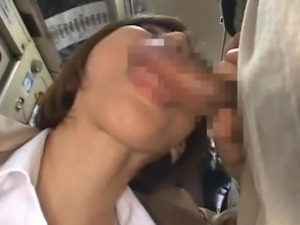 Abused in public sex tube